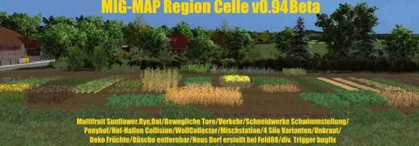 MIG Map MadeInGermany Region Celle v0.94 Beta