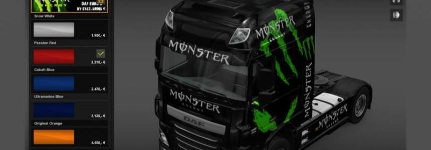 Monster Energy v1.0