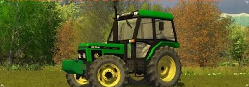 MR Zetor 7340 John Deere Edition FS13