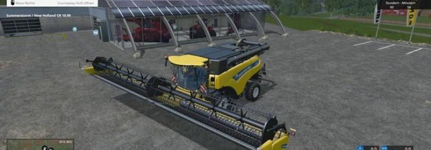 New Holland cutting factory v1.0