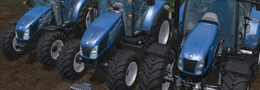 New Holland T5 90.105 v0.7 Beta