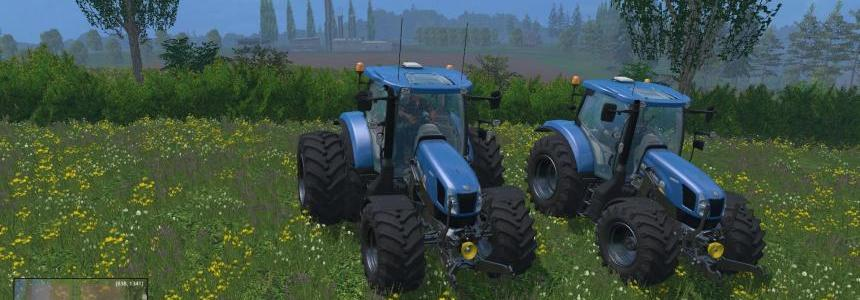 New Holland T6160 Twin Pack V1.1