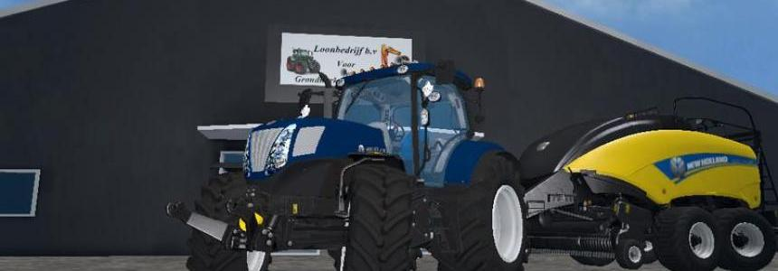 New holland T7.270 Bleu Power v1.5