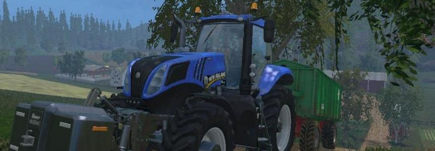 New Holland T8.435 Super