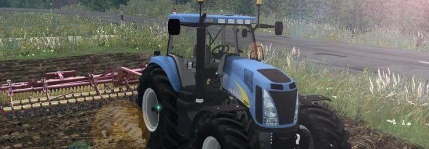 NEW HOLLAND T8020 v3 Full