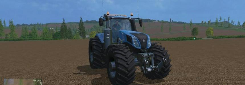 New Holland T832 EvoXtreme 620 V1.11