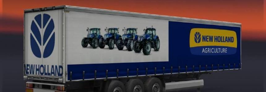 New Holland Trailer 1.15