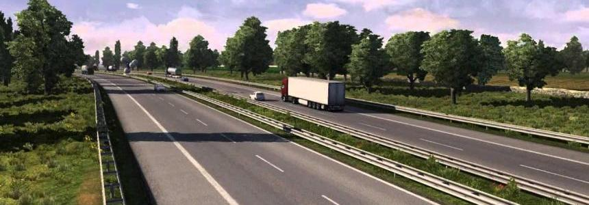 New Traffic Mod for v1.16