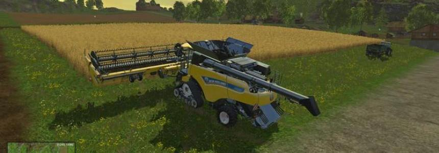 NewHolland CR1090 v1.0
