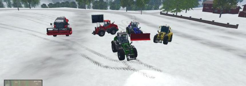Paus wheel loaders v1.0