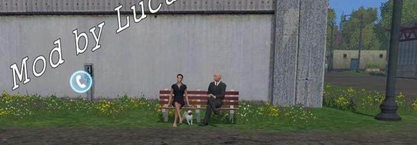 People on Bench v1.0