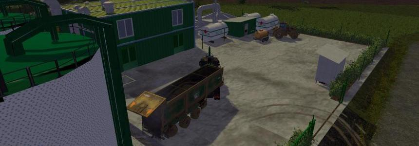 Placeable Bio Fuel Raffinerie (MP) 2.1