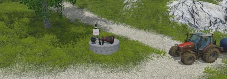 Placeable water pump v1.0