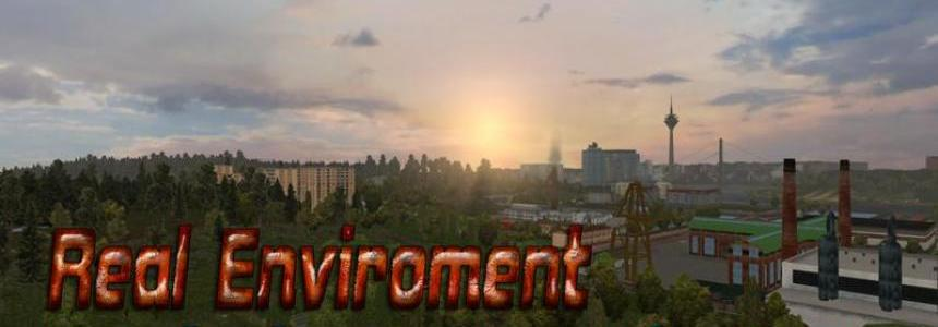 Real Enviroment Graphic Sound Mod v4.6