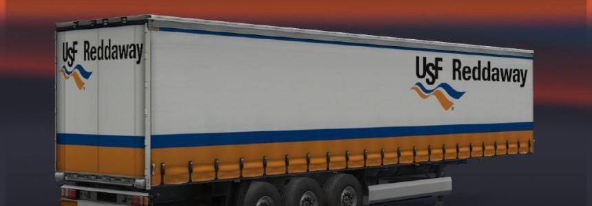 Reddaway Freight Trailer 1.15
