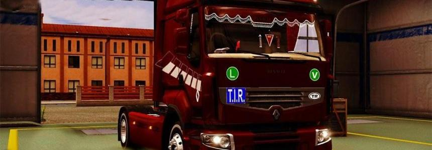 Renault Premium Edit + Interior v2.0