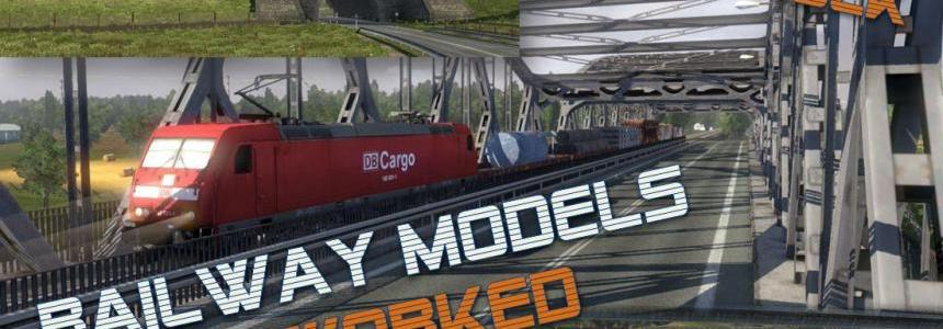 Reworked Railway Models