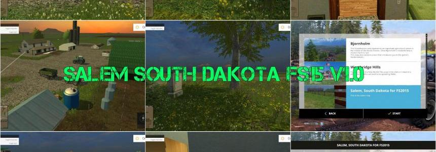 Salem South Dakota FS15 V1.0