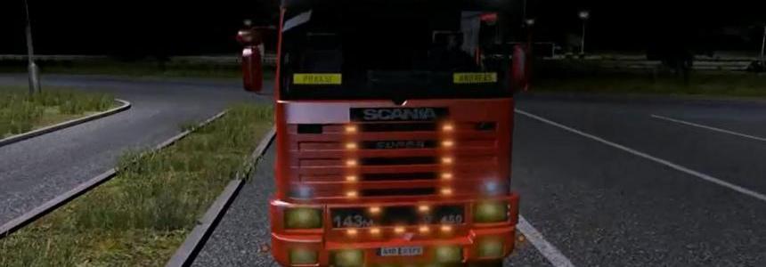 Scania 143m Sound Mod