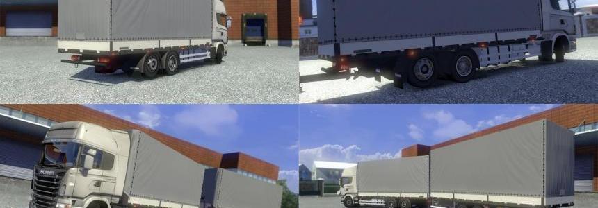 Scania R BDF v1.0