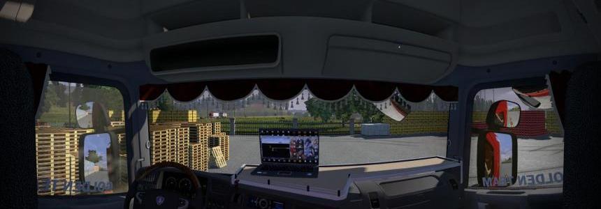 Scania R class Mod v1.0