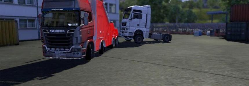 Scania Recovery Truck V2