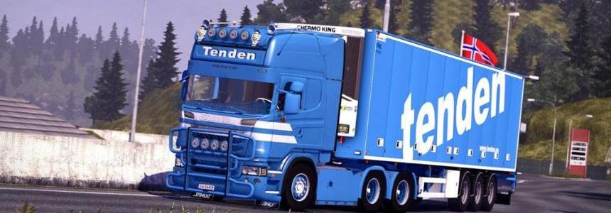 Scania Streamline Tenden