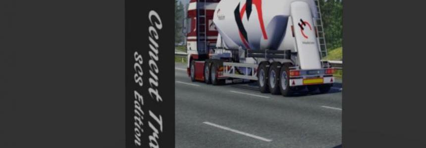 SCS Cement Trailer 1.15.xx