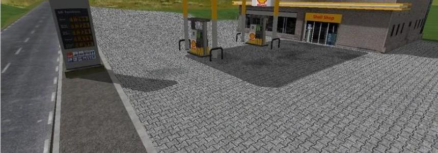 Shell gas station v1.0