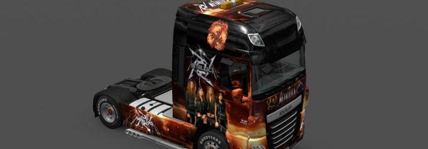 Skin Metallica v1.0