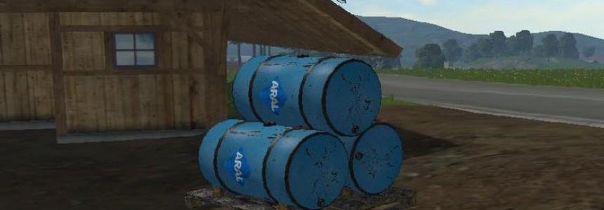 Tank Barrels v1.0