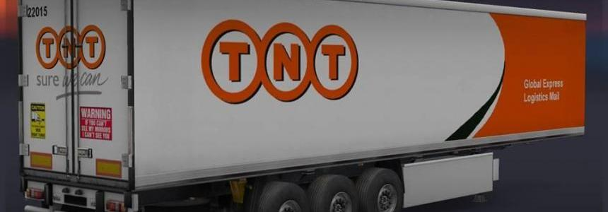 TNT Freight Trailer 1.16
