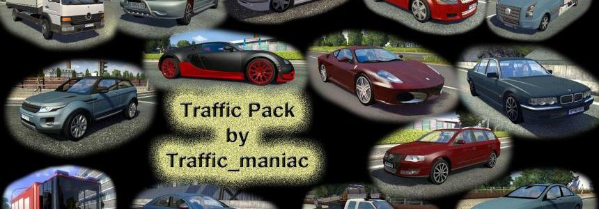 Traffic Pack by Traffic_maniac