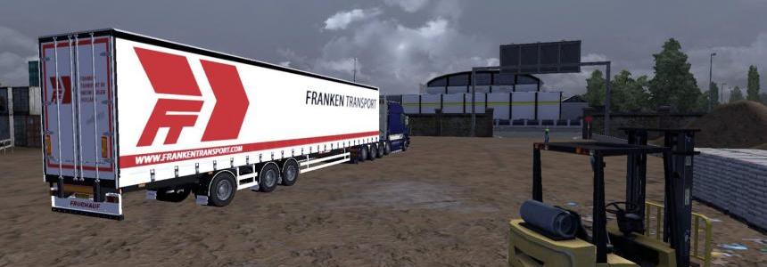 Trailer 15+2  Franken Transport NL 1.15.1