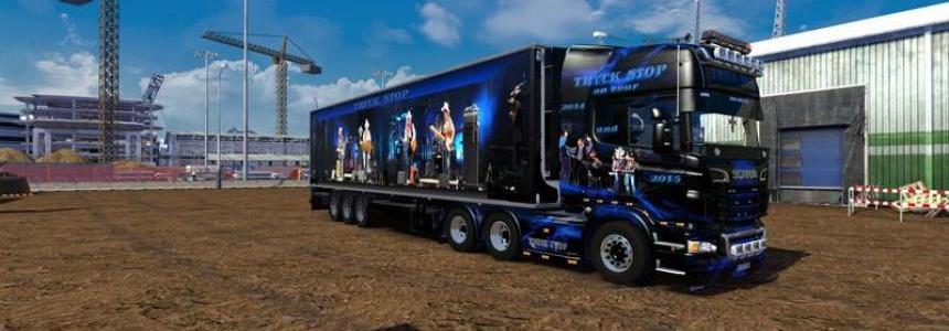 Truck Stop on Tour v1.0