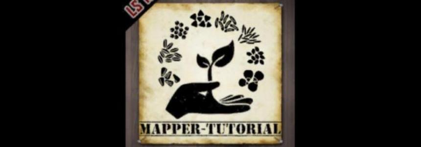 Tutorial Scripts material MultiFruitForMaps v1.0