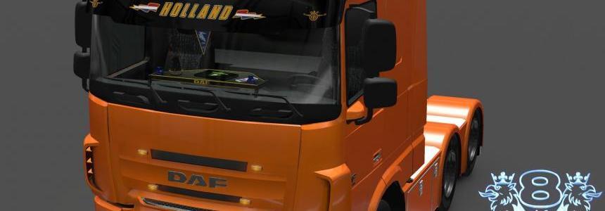 V8K-Blaine DAF XF106 Holland Tuning v1