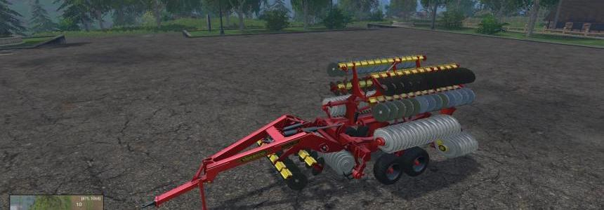 Vaederstad Carrier 820 wide FIX v1.0