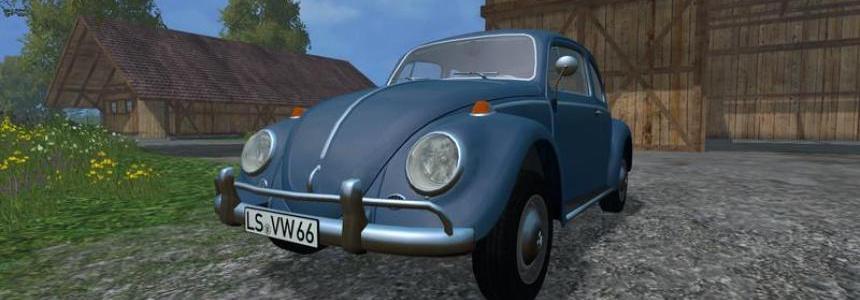 Volkswagen Beetle 1966 v1.0