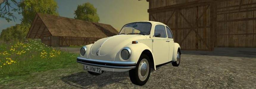 Volkswagen Beetle 1973 v1.0