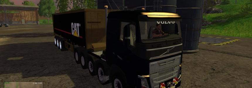 Volvo 10x10 - 2200 HP