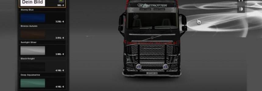 Volvo Deluxe Trans Skin v1.0