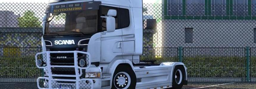 Volvo FH 2012 and Scania Streamline Tuning Pack v1.0