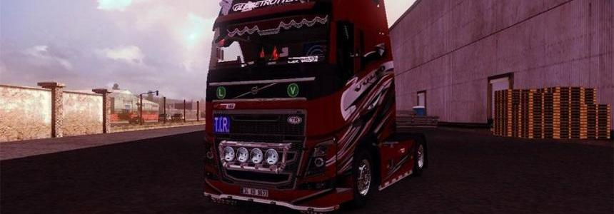 Volvo FH16 2012 Edit + Interior v3.0