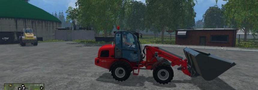 Weidemann 4270 CX100T v1.0