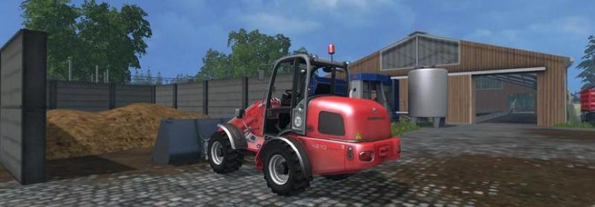Weidemann 4270 CX100T v1.1 helle Texture
