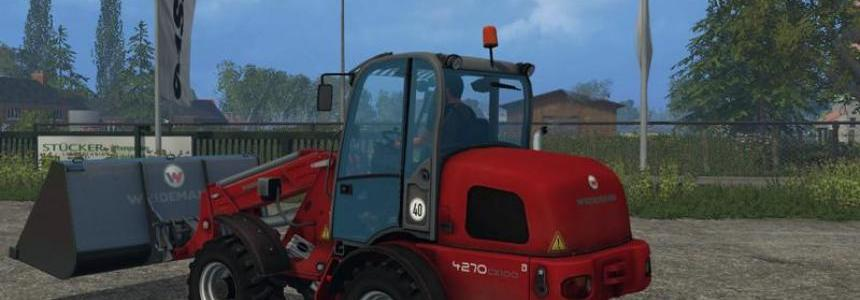 Weidemann Multi Shovel v1.4