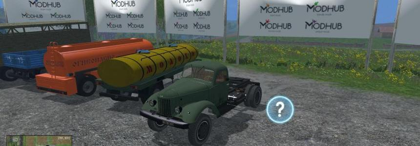 ZIL-164N MMZ + Trailer Pack v1.2
