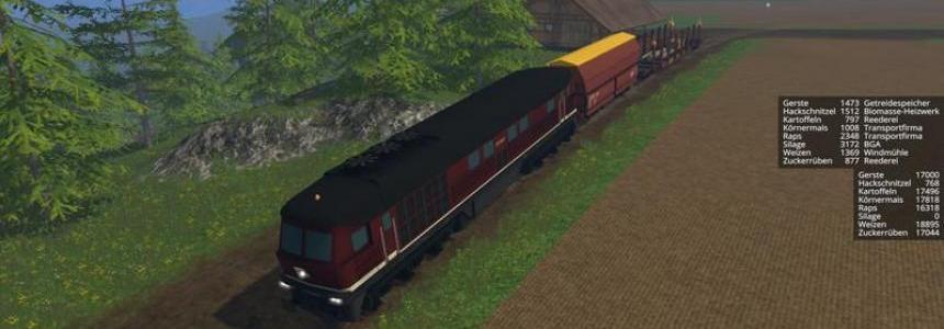 Zugtransportset v1.0