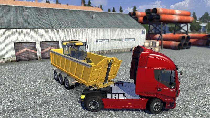 Mod Pack for multiplayer in ETS2 v0.1.2 R2 MP - Modhub.us